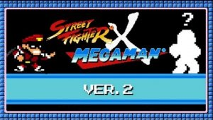 Street Fighter X Mega Man V2 - Enhanced features and A NEW HIDDEN CHARACTER