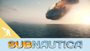 Subnautica Trailer Cinematico