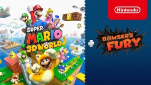 ¡Super Mario 3D World + Bowser's Fury llega a Nintendo Switch el 12 de febrero!