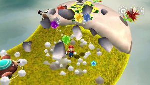 Super Mario Galaxy - Trailer en Nvidia Shield