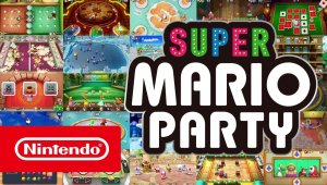 Super Mario Party - Tráiler del E3 2018