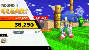 Super Smash Bros. Ultimate: Modo Arcade de Sonic