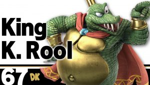 Super Smash Bros. Ultimate - Tráiler de King K. Rool