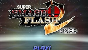 Super Smash Flash 2, el Super Smash Bros creado por un fan