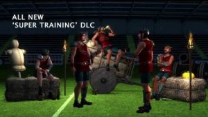Super Trainings DLC