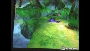 Tak 2 The Staff of Dreams Gameplay  E3