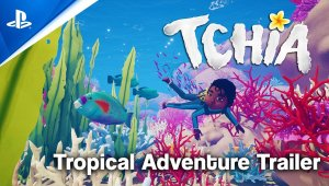 Tchia - PlayStation Showcase 2021: Tropical Adventure Trailer | PS5, PS4