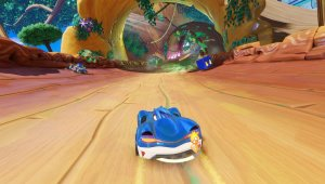 Team Sonic Racing - Primer vídeo con gameplay