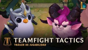 Teamfight Tactics | Tráiler de jugabilidad - League of Legends