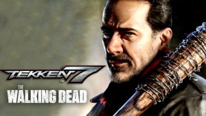 Tekken 7 - Negan Gameplay