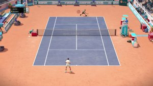 Tennis World Tour - Vídeo con material gameplay