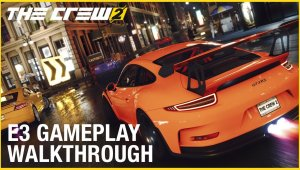 The Crew 2: E3 2017 Motorsports Gameplay | Ubisoft