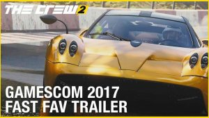 The Crew 2 -Tráiler de la Gamescom 2017