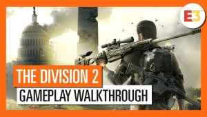 THE DIVISION 2: Primer gameplay