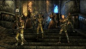 The Elder Scrolls Online: Tamriel Unlimited ya disponible para PC y Mac