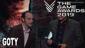 The Game Awards 2019 Game of the Year Sekiro: Shadows Die Twice