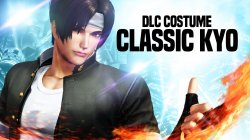 """THE KING OF FIGHTERS XIV : TRAJE DE DLC """"CLASSIC KYO"""""""