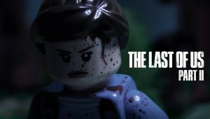 The Last of Us Part II - Lego Story Trailer