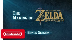 The Legend of Zelda: Breath of the Wild - Diario de desarrollo bonus