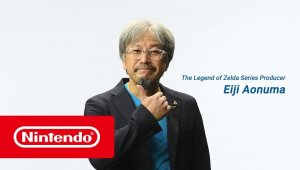The Legend of Zelda: Breath of the Wild - Mensaje Eiji Aonuma