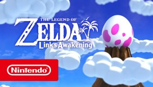 The Legend of Zelda: Link's Awakening - Tráiler del E3 2019 (Nintendo Switch)