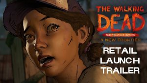 The Walking Dead: A New Frontier - Lanzamiento físico