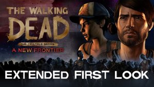 'The Walking Dead: A New Frontier' - Primer vistazo extendido