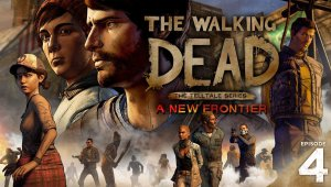 The Walking Dead: A New Frontier - Tráiler del cuarto episodio