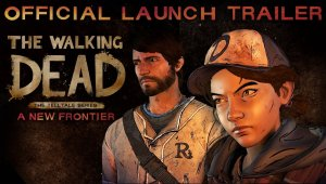 'The Walking Dead: The Telltale Series - A New Frontier'  - Tráiler de lanzamiento