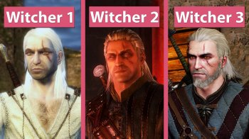 The Witcher - La evolución de la serie