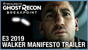 Tom Clancy's Ghost Recon Breakpoint: E3 2019 Ubisoft