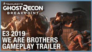 Tom Clancy's Ghost Recon Breakpoint Gameplay: E3 2019 Ubisoft
