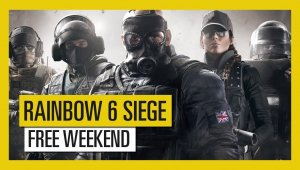 Tom Clancy's Rainbow Six Siege : Free Weekend del 24 al 27 de agosto