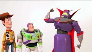 Toy Story 3 - 'Emperor Zurg' Destruction Trailer | HD