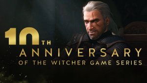 Tráiler 10º aniversario de la saga The Witcher