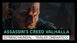 Tráiler cinemático de Assassin's Creed Valhalla