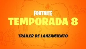 Tráiler cinematográfico de la temporada 8 - Fortnite