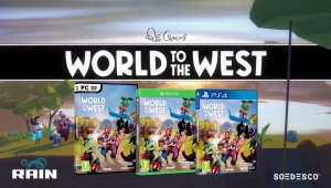 Tráiler con gameplay de World to the West