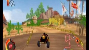 trailer crazy racers