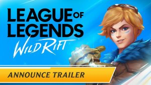 Tráiler de anuncio de League of Legends: Wild Rift