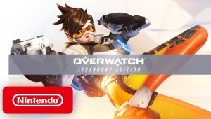 Tráiler de anuncio de Overwatch Legendary Edition para Nintendo Switch