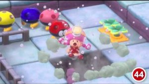 Tráiler de Captain Toad: Treasure Tracker