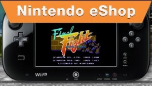 Tráiler de Final Fight de WiiU para Nintendo eShop