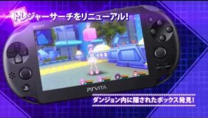 Tráiler de Hyperdimension Neptunia Re; Birth 3 para PS Vita