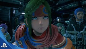 Tráiler de lanzamiento Star Ocean: Integrity and Faithlessness
