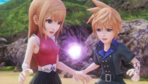 Tráiler de World of Final Fantasy