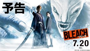 Tráiler del live-action de Bleach