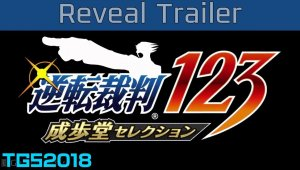 Tráiler del TGS 2018 de Phoenix Wright: Ace Attorney Trilogy
