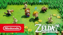 Tráiler extendido de The Legend of Zelda: Link's Awakening (Nintendo Switch)