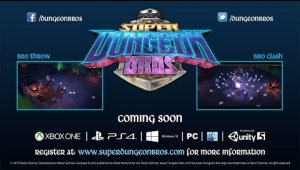 Tráiler gameplay de Super Dungeon Bros